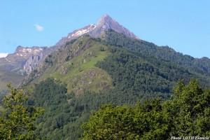 Route du voyage - Val d'Azun (65) - Paysage 01